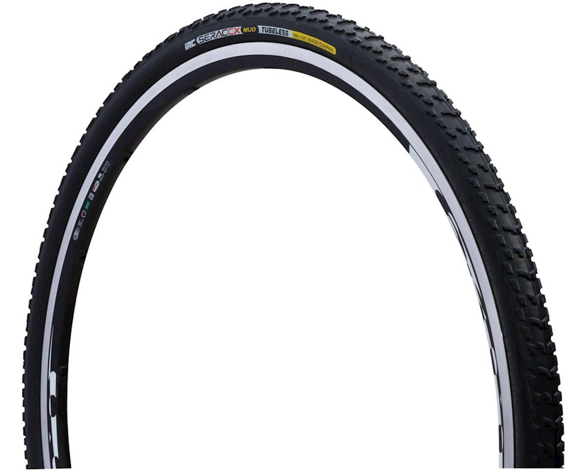 IRC Serac CX Mud Tubeless Tire (Black) (700 x 32)