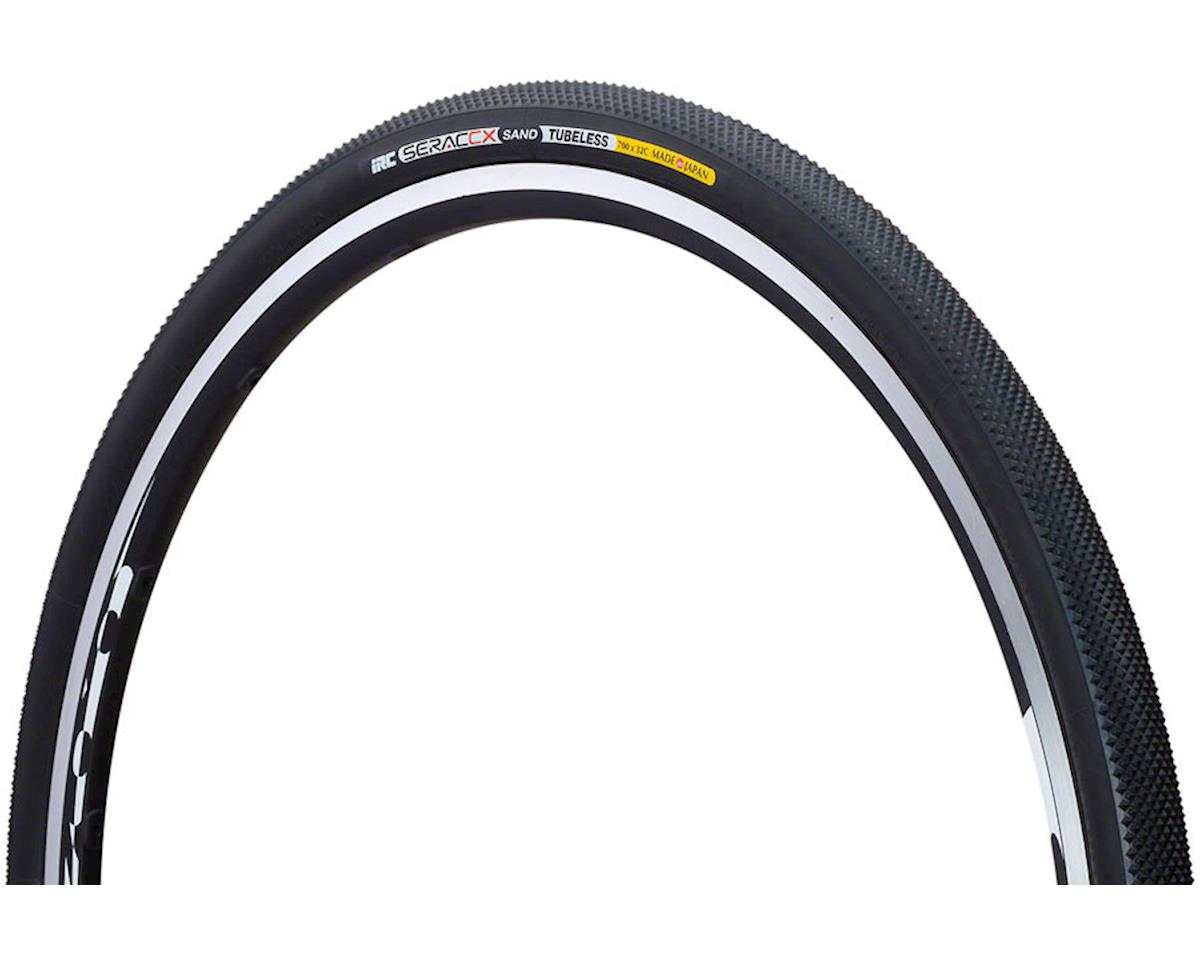 IRC Serac CX Sand Tubeless Tire (Black) (700 x 32)