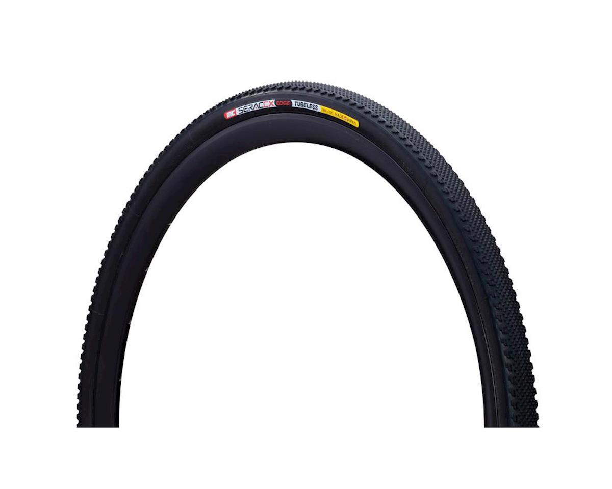 IRC Serac CX Edge Tubeless Tire (Black) (700x32)