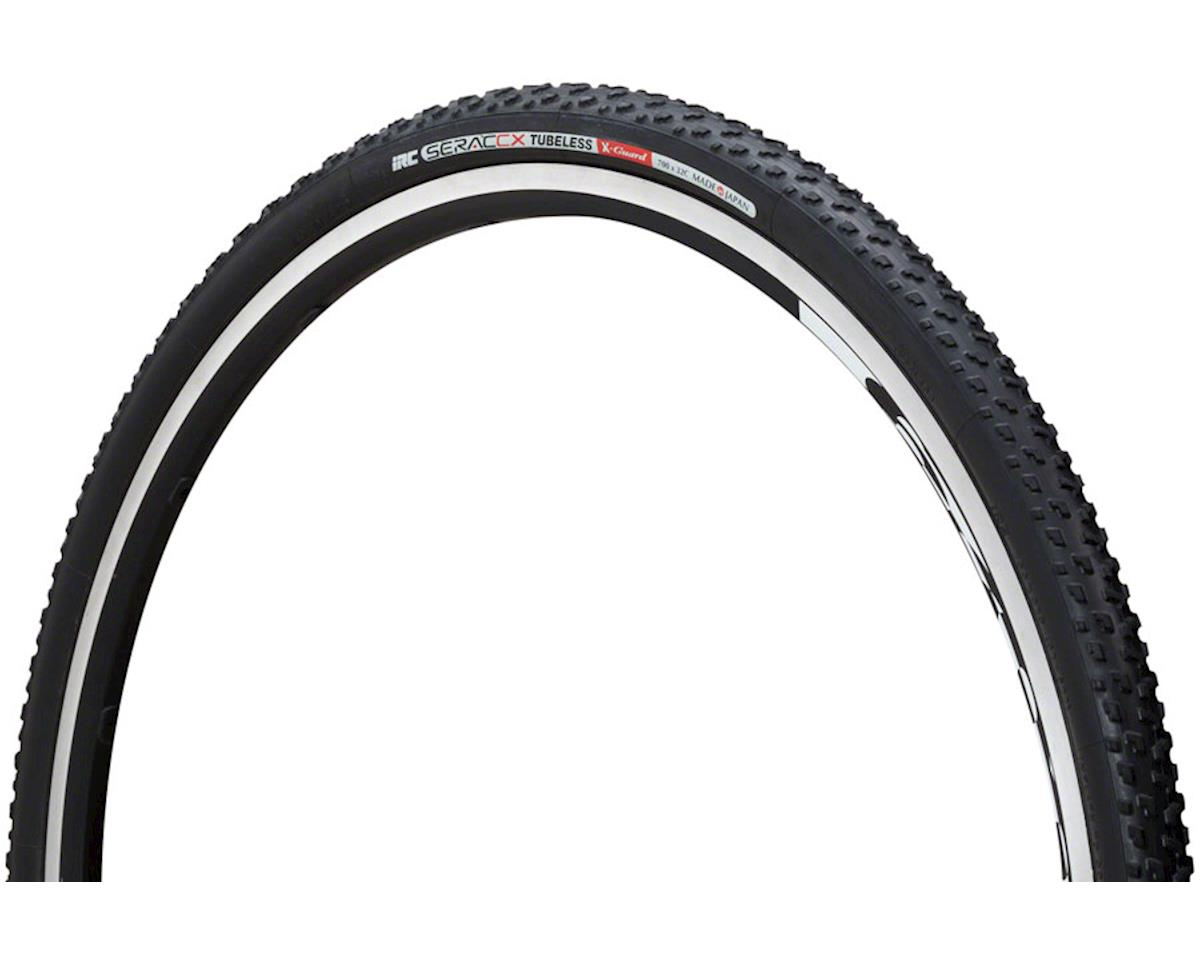 IRC Serac CX Tubeless Tire (Black) (700x32) | relatedproducts
