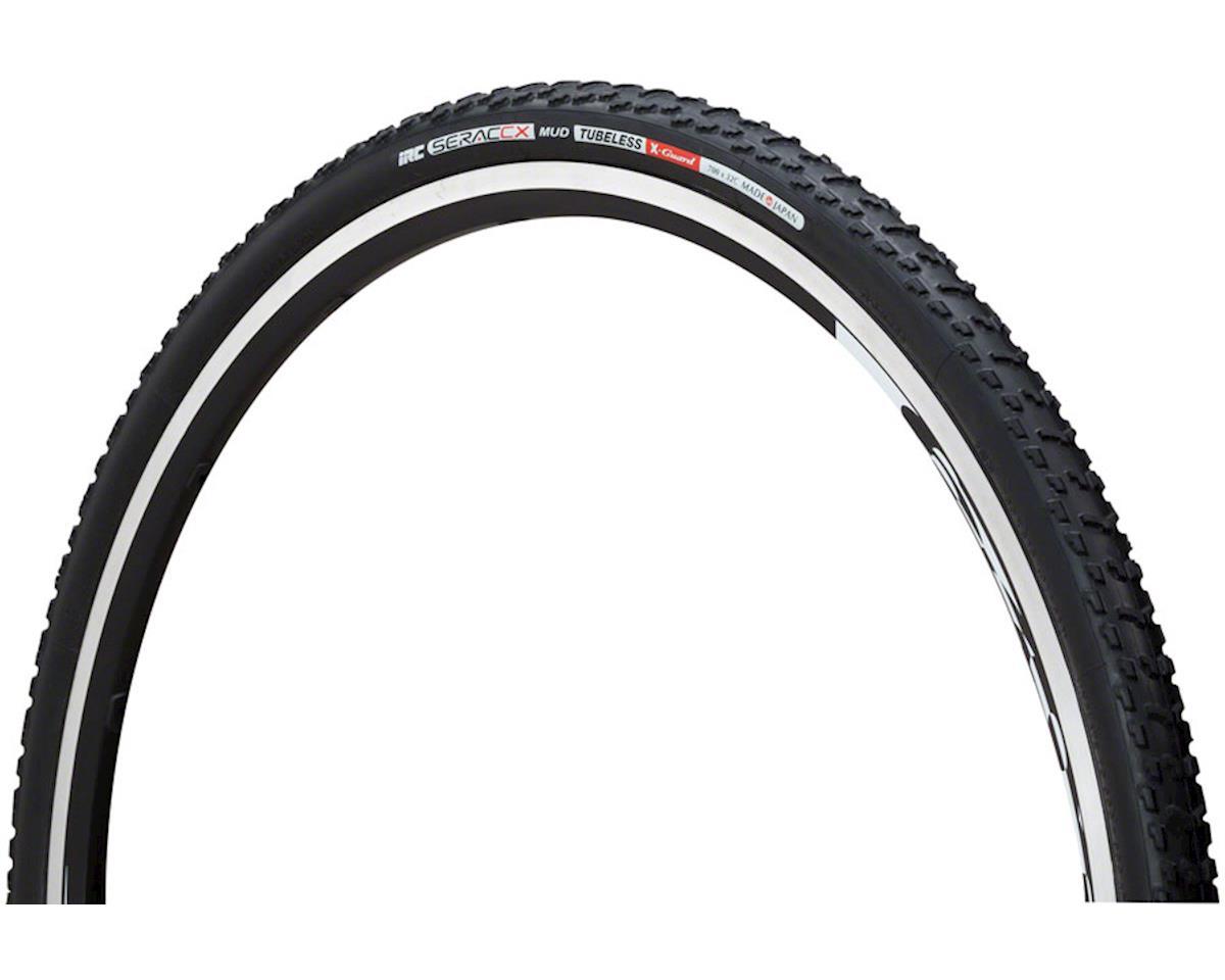 IRC Serac CX Mud Tubeless Tire (Black) (700x32)