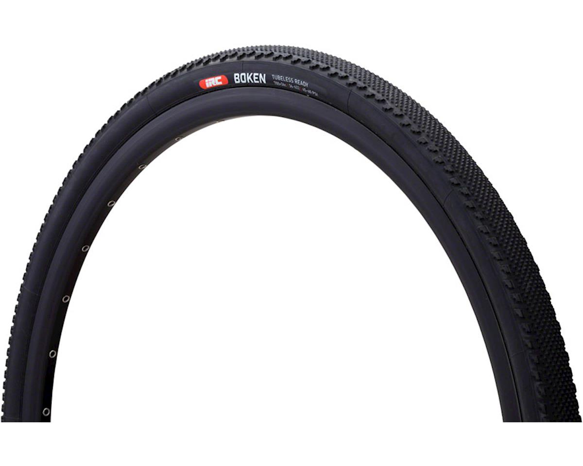 IRC Boken Tubeless Tire (Black) (700 x 36)