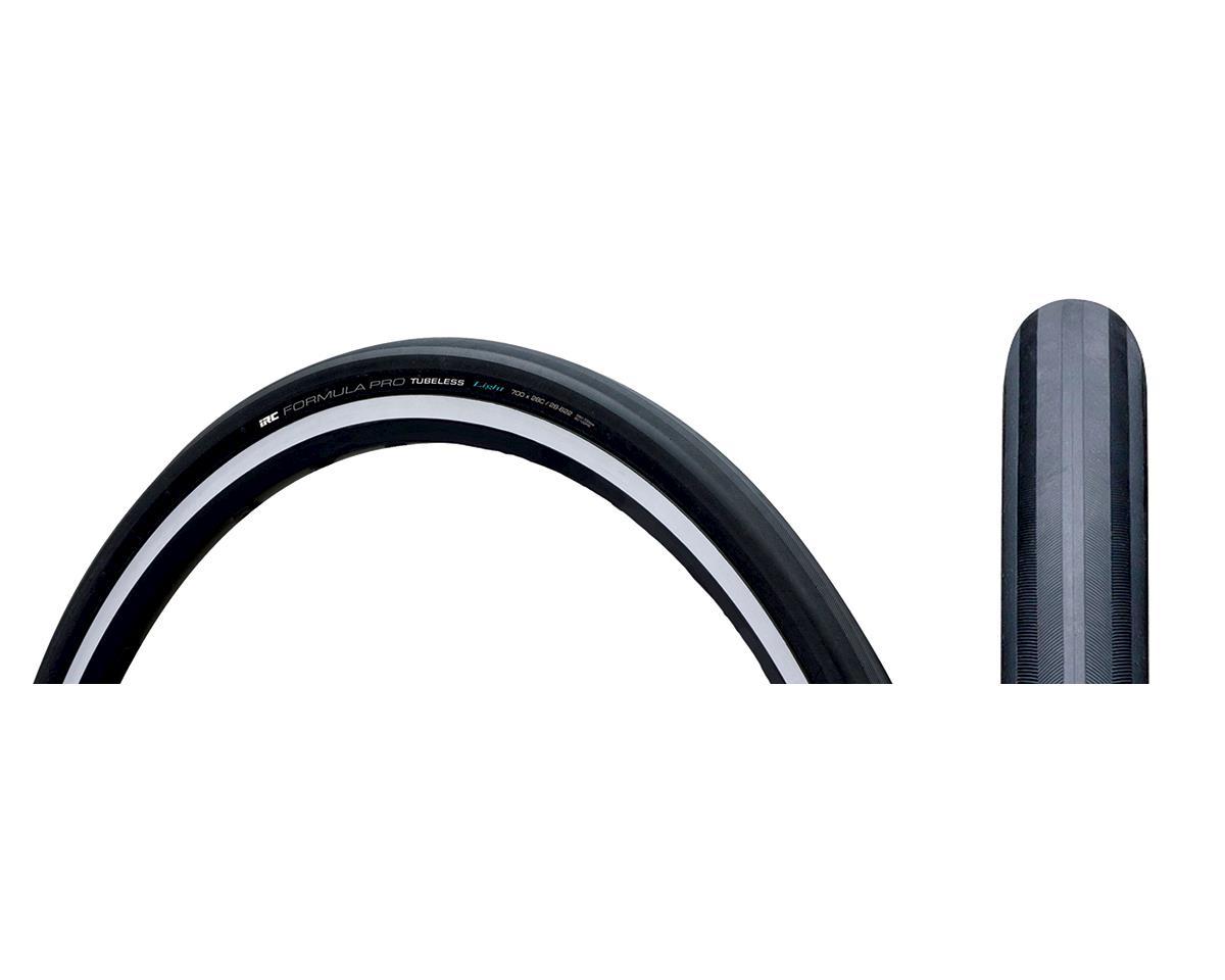 IRC Formula Pro Light Tubeless Tire (Black) (700 x 28)