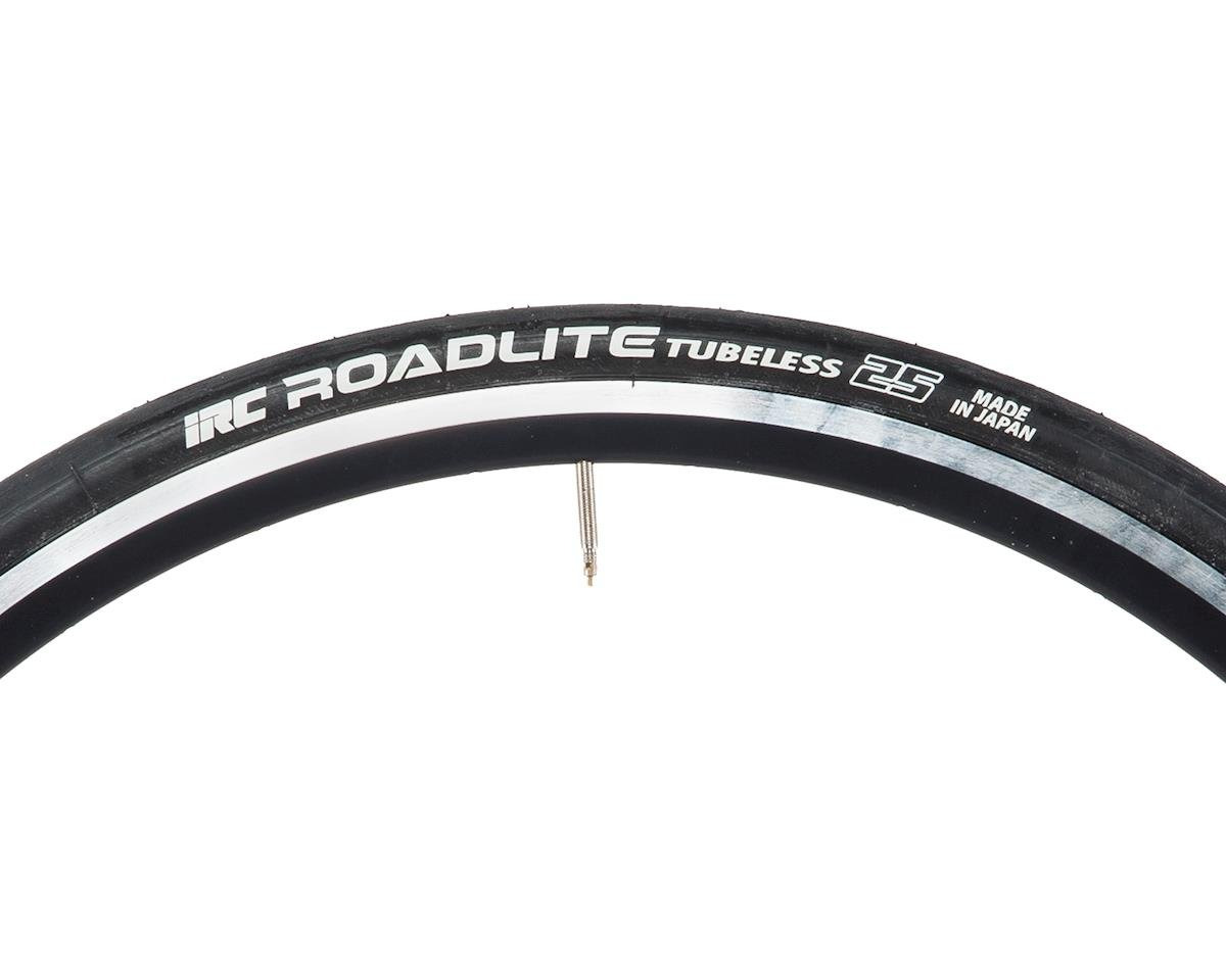 IRC Roadlite Tubeless Tire (Black) (700 x 25)