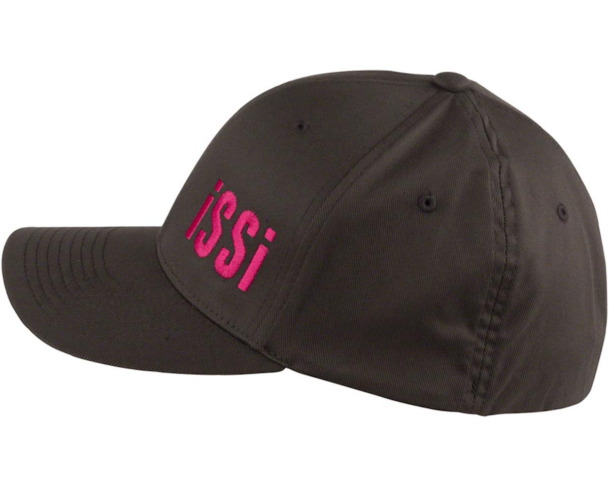 Image 3 for iSSi Logo Hat (Grey/Pink) (L/XL)