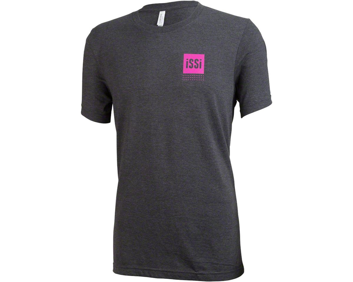 iSSi Men's T-Shirt: Black 2XL