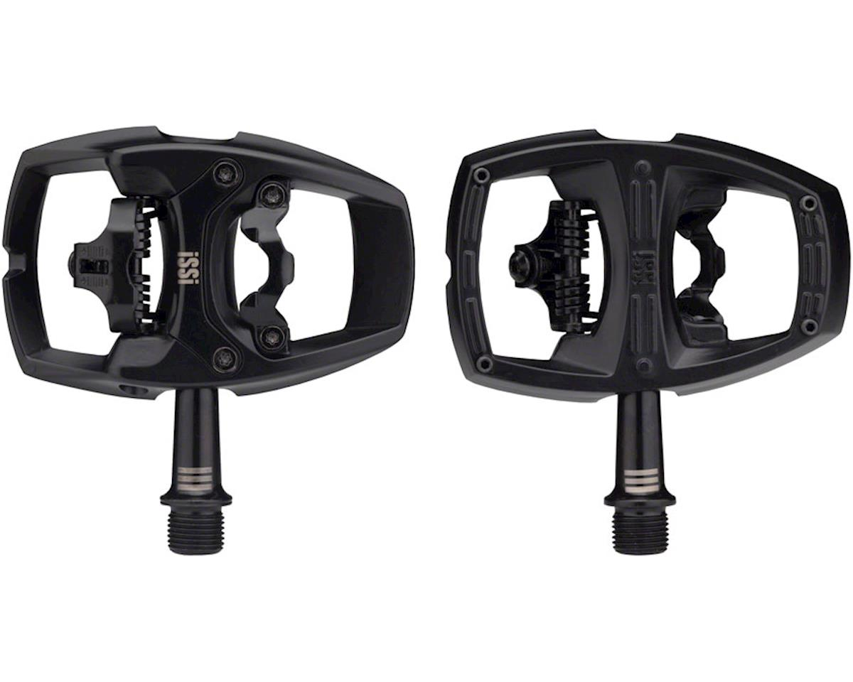 "iSSi Flip III Pedals (BlackOut Black) (Aluminum) (9/16"" Spindle)"
