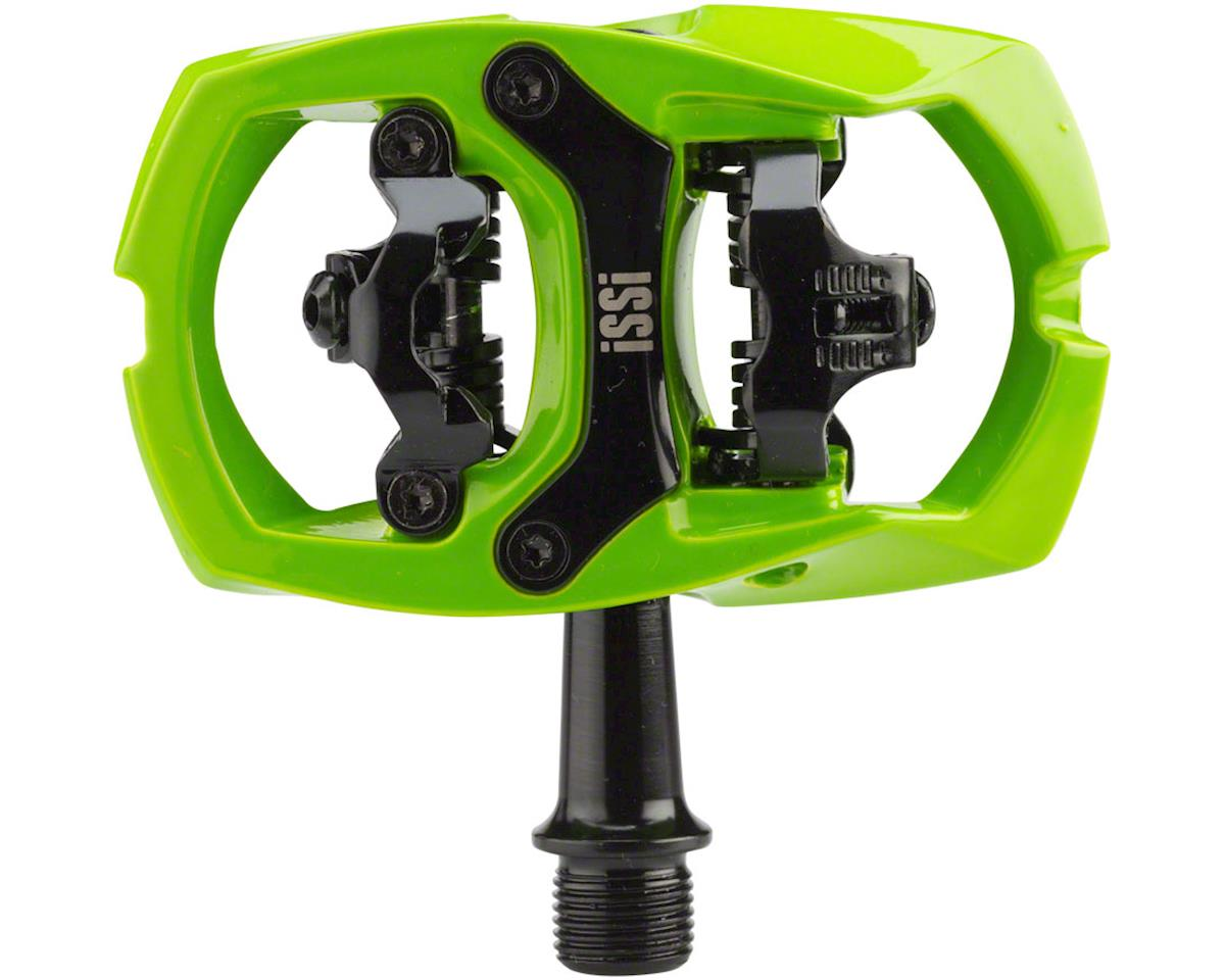 iSSi Trail II Pedals (Lime Green)