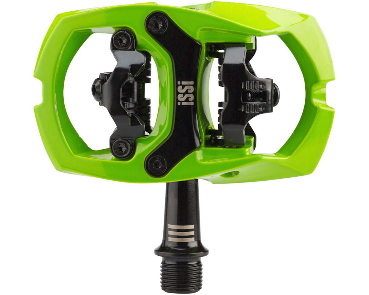 iSSi Trail III Pedals (Lime Green)