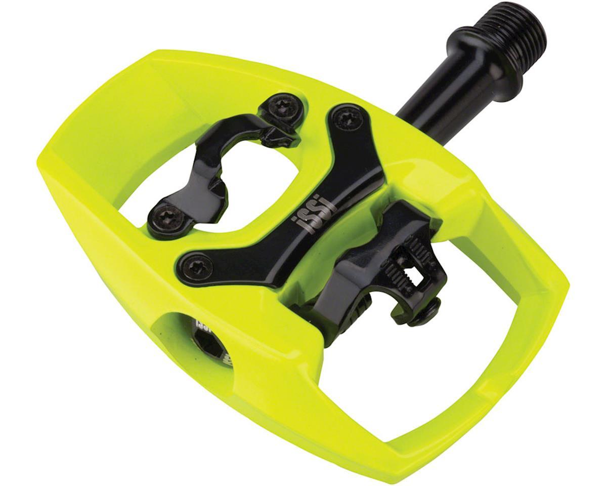 iSSi Flip II Pedals (Hi-Vis Yellow)