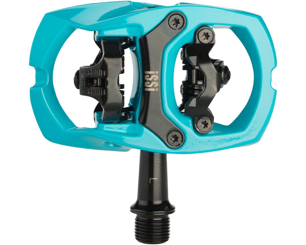 iSSi Trail II Pedals (Teal)