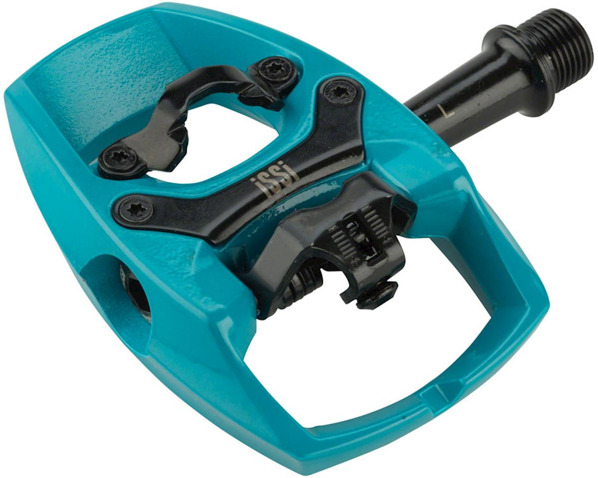 iSSi Flip II Pedals (Teal)