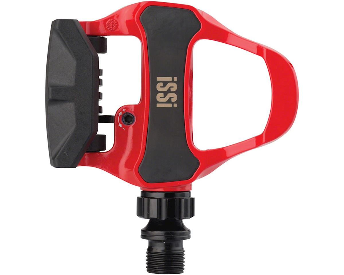 iSSi Road Pedals (Really Red) (Carbon)