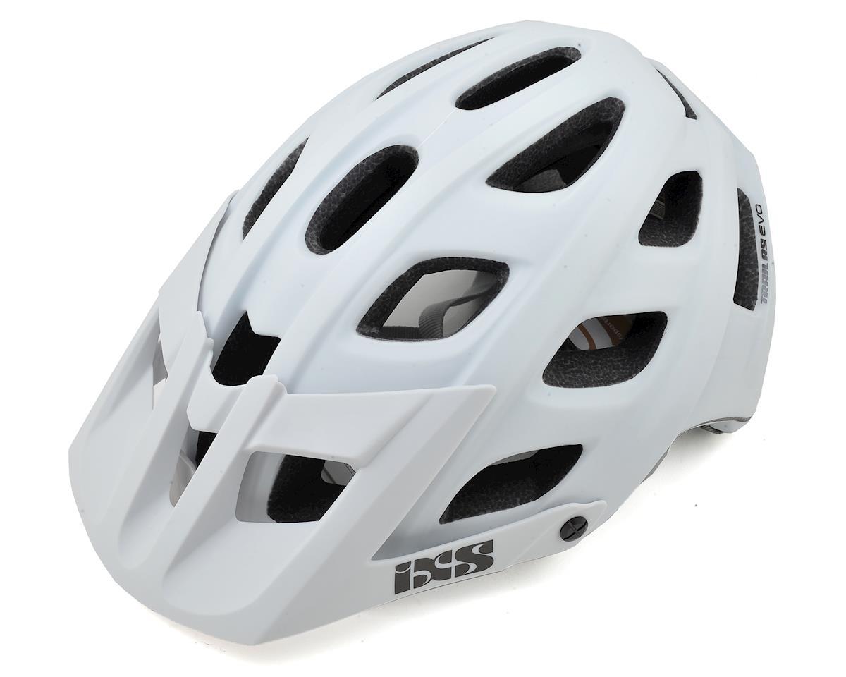 iXS Trail RS EVO MTB Helmet (White) (M/L)