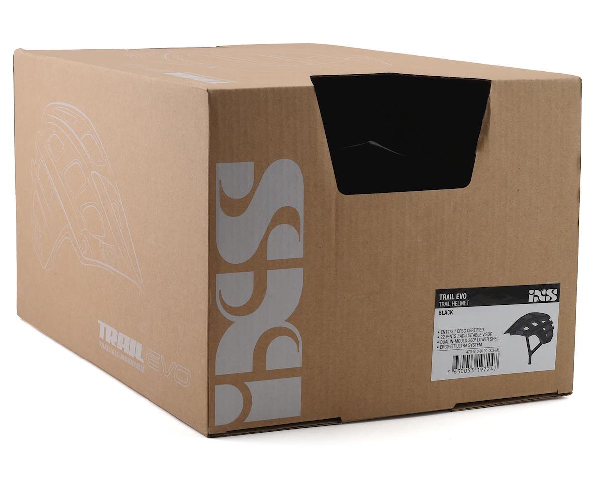 Image 4 for iXS Trail Evo Mountain Bike Helmet (Black) (M/L)
