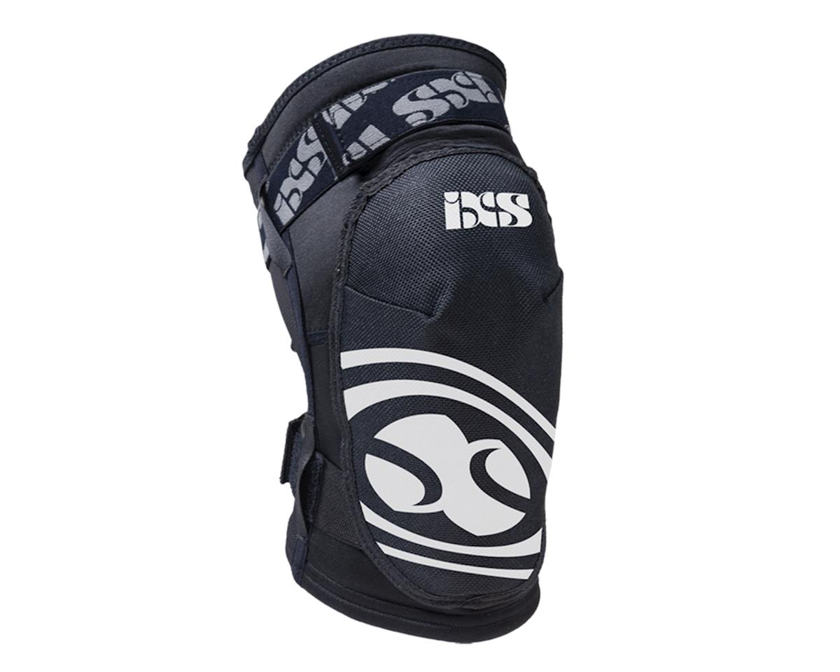 iXS Hack EVO Knee Pad (Black) (Kids M)