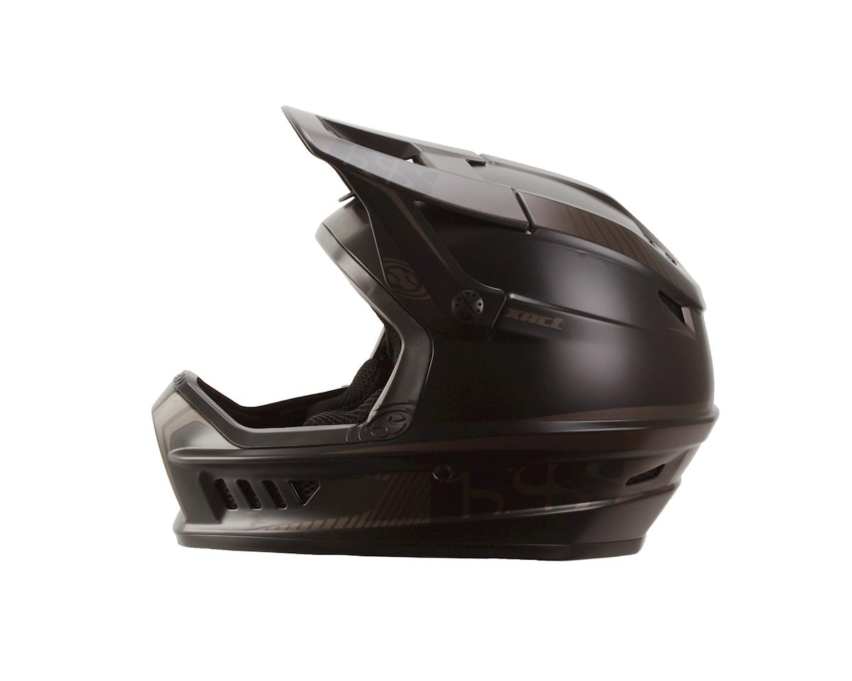 iXS Xact Mountain Bike Helmet (White/Black) (L/XL)