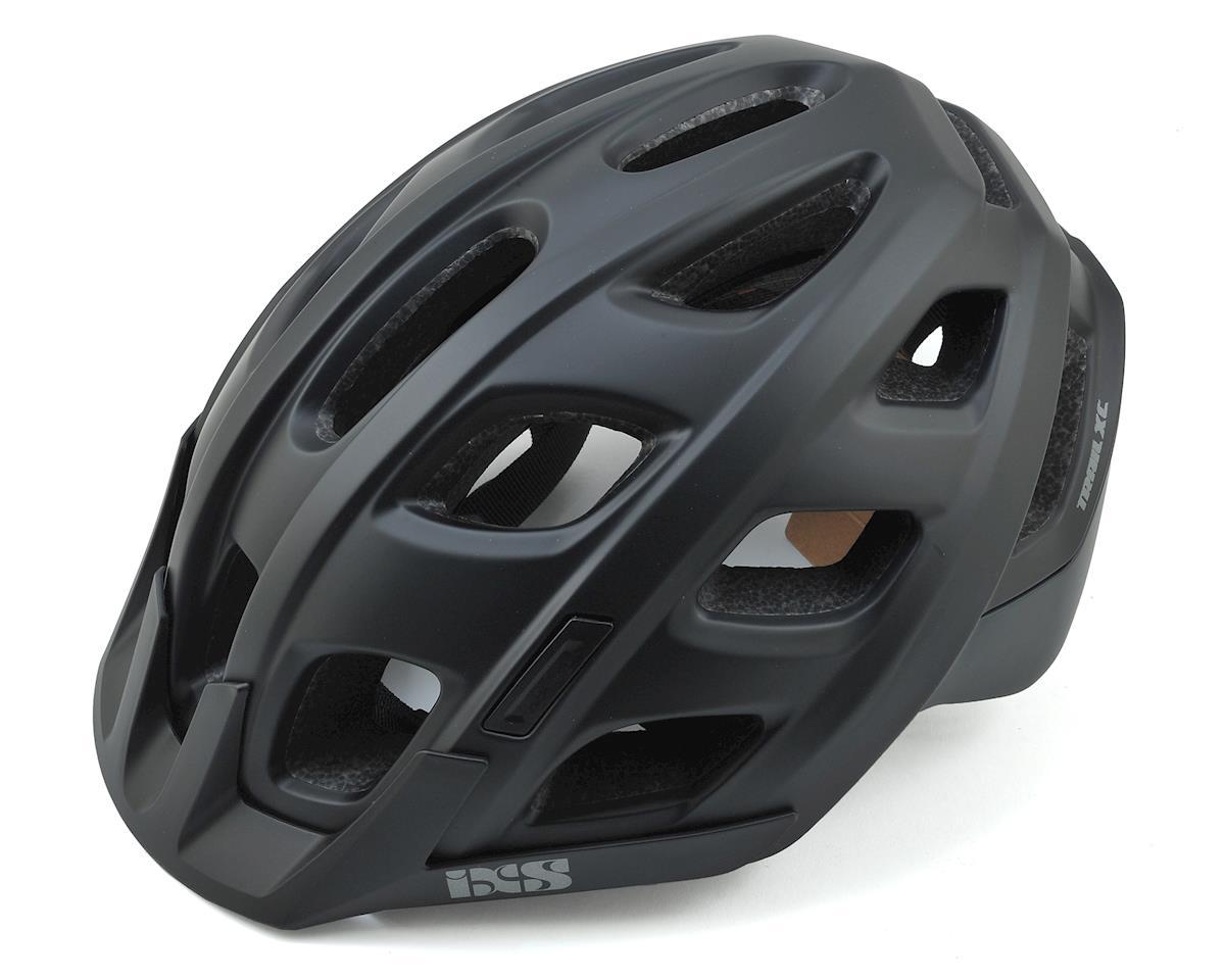 iXS Trail XC Mountain Bike Helmet (Black) (M/L)