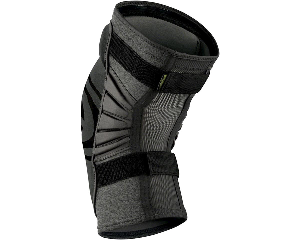 iXS Carve Evo+ Knee Pads: Gray XL (XL)