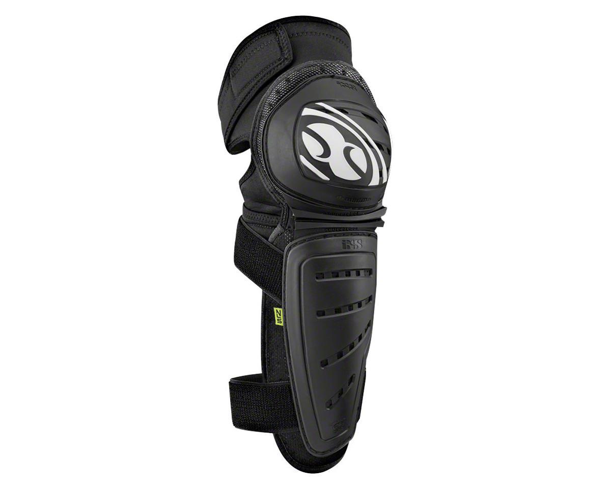 iXS Mallet Knee/Shin Guard (Black) (S)