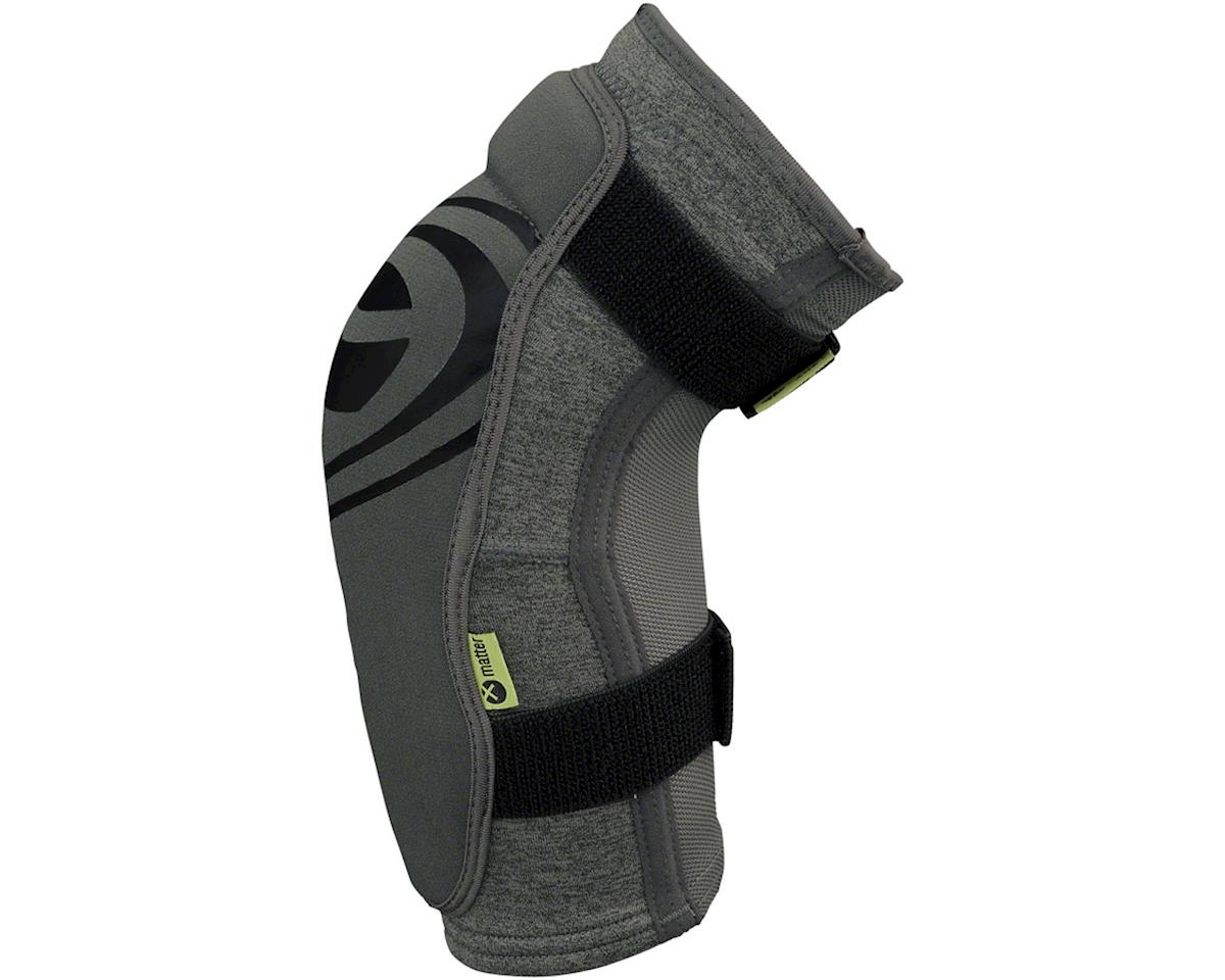 iXS Carve Evo+ Elbow Pads: Gray XL (L)