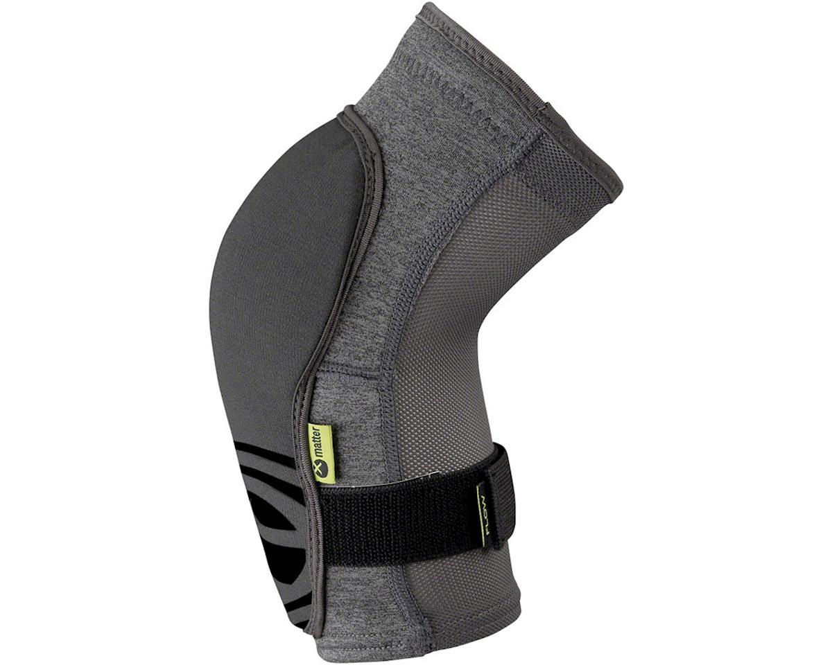 iXS Flow Evo+ Elbow Pads: Gray XL (S)