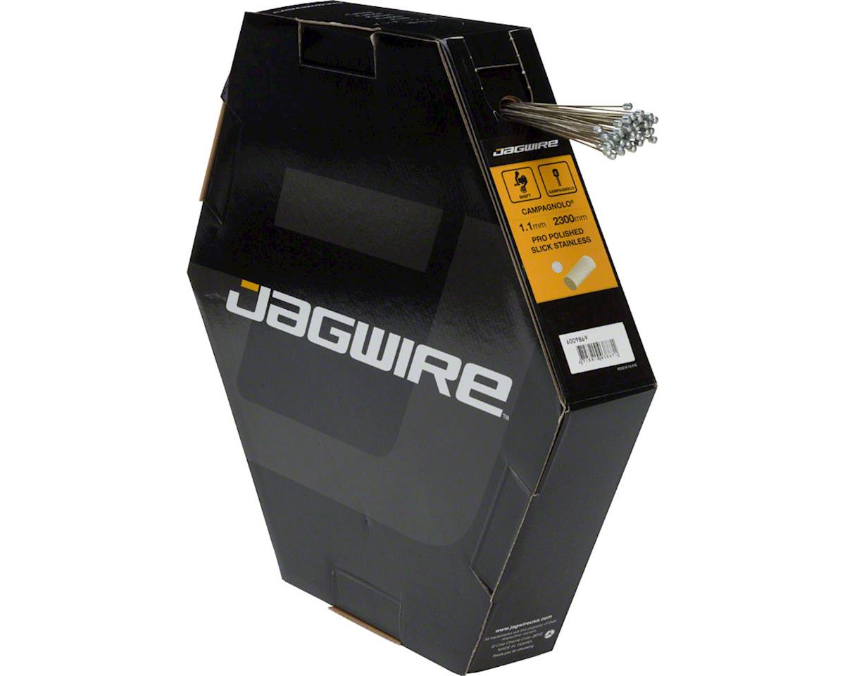 Jagwire Pro Polished Slick Stainless Derailleur Cable Box/50 1.1x2300mm Campagno