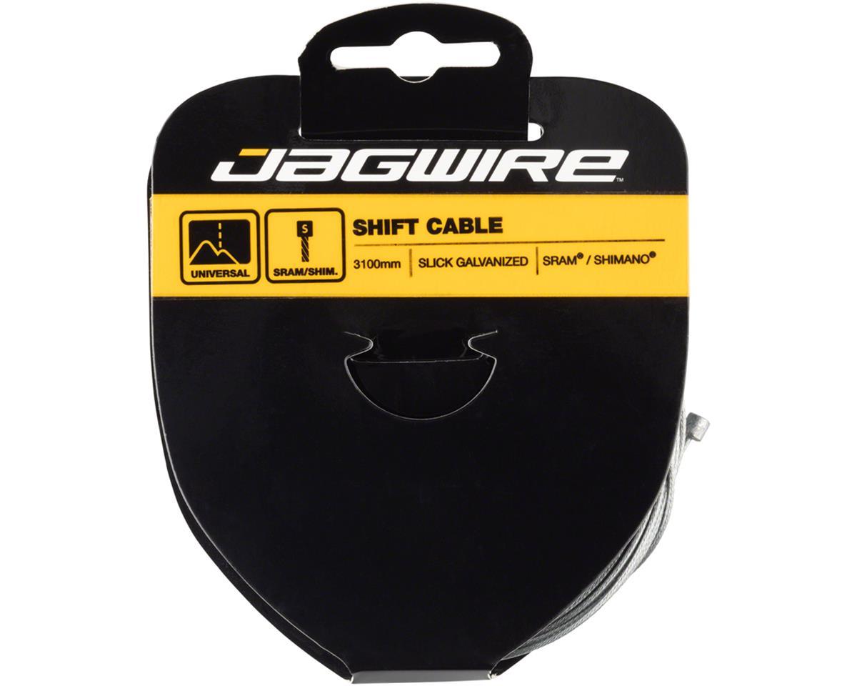 Jagwire Sport Derailleur Cable Slick Galvanized 1.1x3100mm SRAM/Shimano Tandem