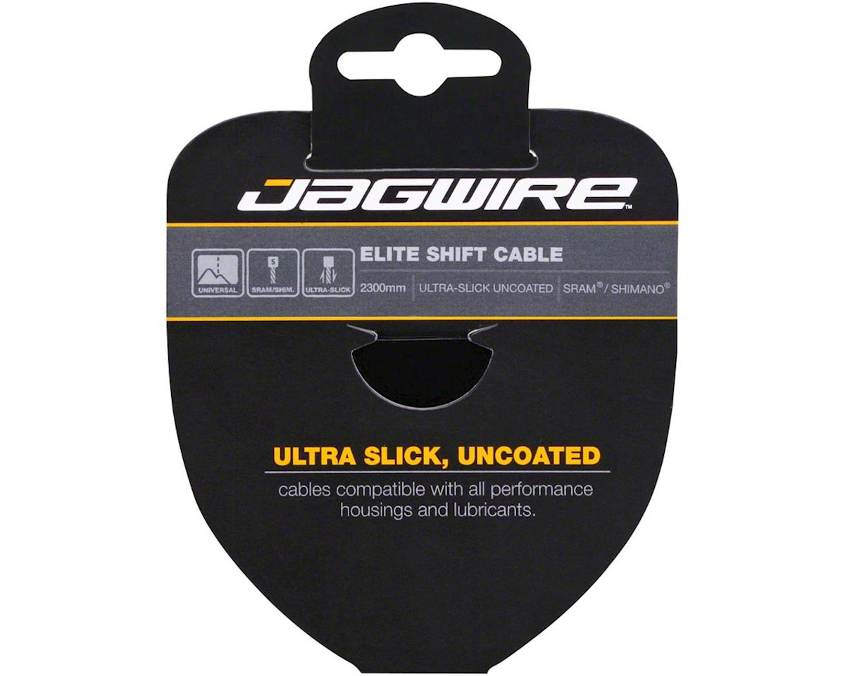 Image 2 for Jagwire Elite Ultra-Slick Derailleur Cable Stainless 1.1x2300mm Campagnolo