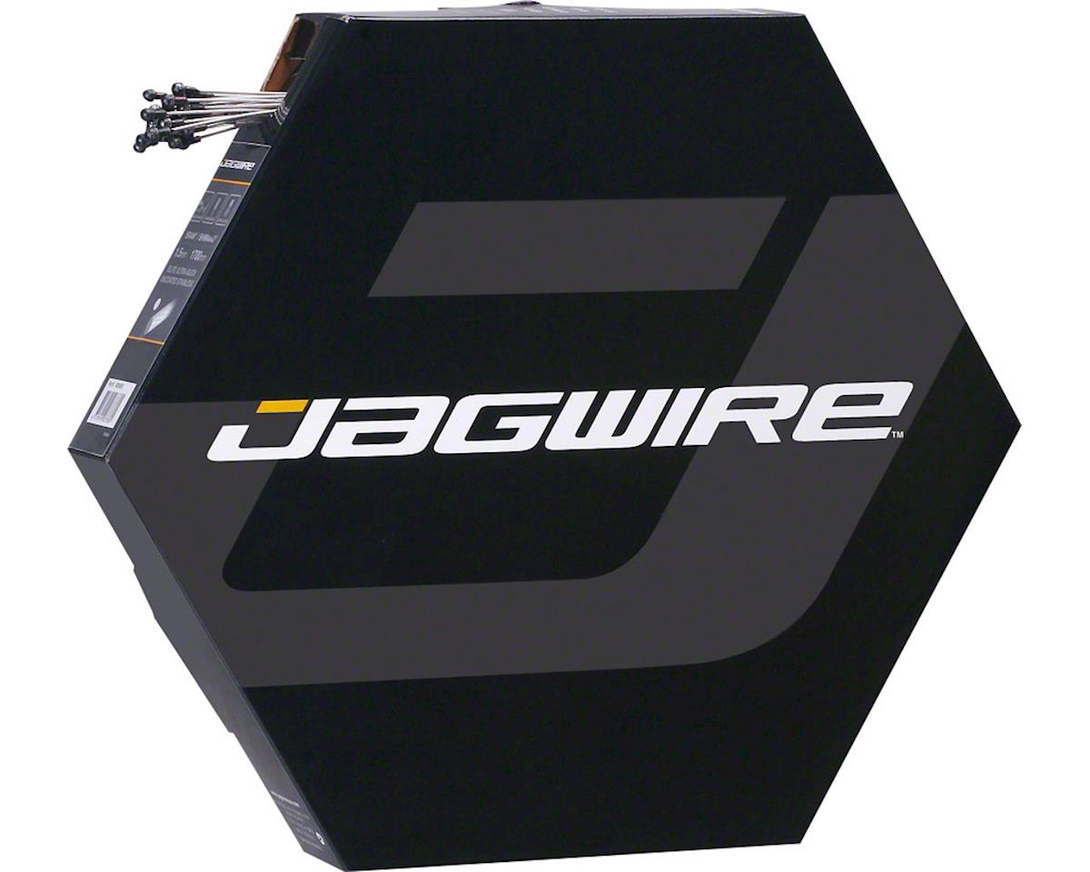 Jagwire Elite Ultra-Slick Brake Cable 1.5x2000mm Polished Slick Stainless Campag