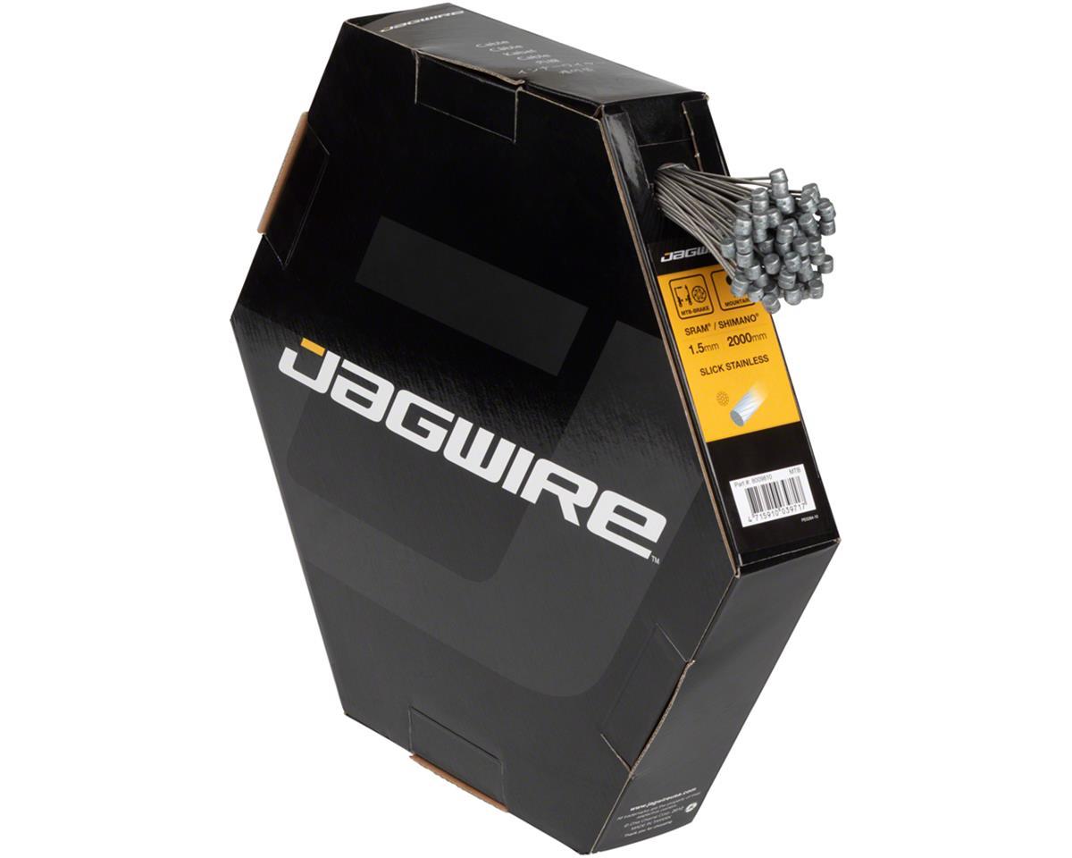 Jagwire Sport Brake Cable 1.5x2000mm Slick Stainless SRAM/Shimano MTB, Box of 10