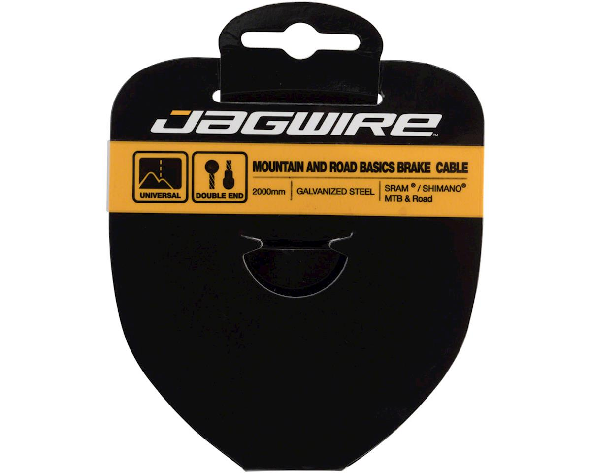 Image 2 for Jagwire Brake Cable Basics 1.6x2000mm Galvanized SRAM/Shimano MTB & Road