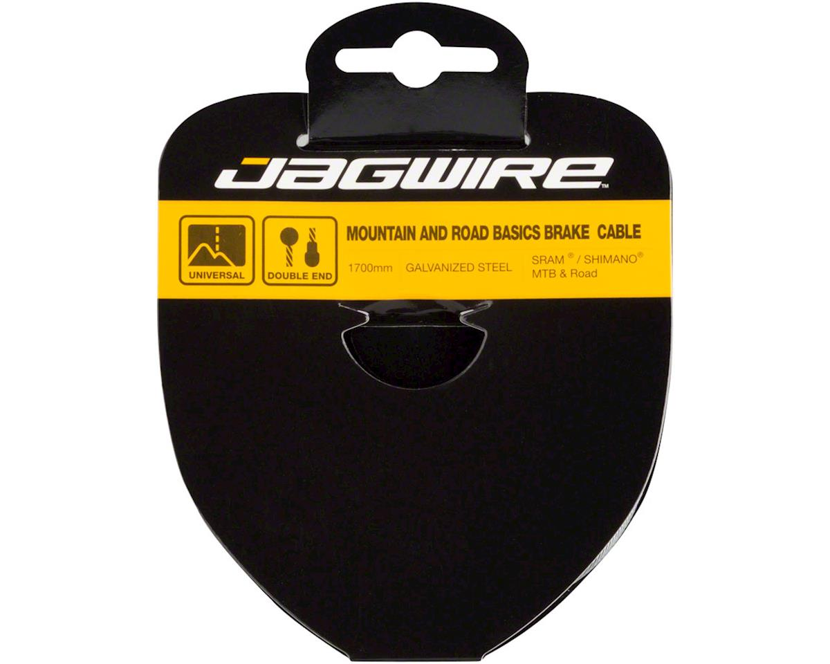 Jagwire Basics Galvanized Tandem Brake Cable 1.6x2795mm SRAM/Shimano Mountain/Ro