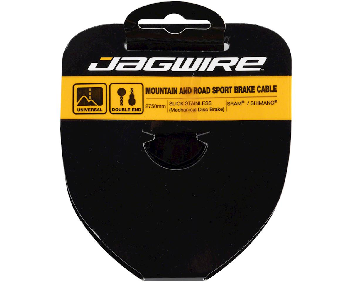 Jagwire Sport Brake Cable Slick Stainless 1.5x2750mm SRAM/Shimano Mountain/Road