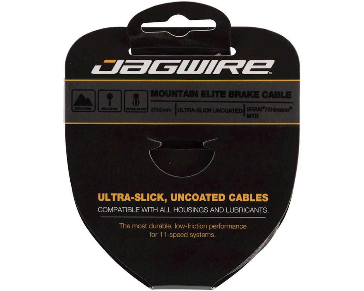 Jagwire Elite Ultra-Slick Brake Cable 1.5x2000mm Polished Slick Stainless SRAM/S