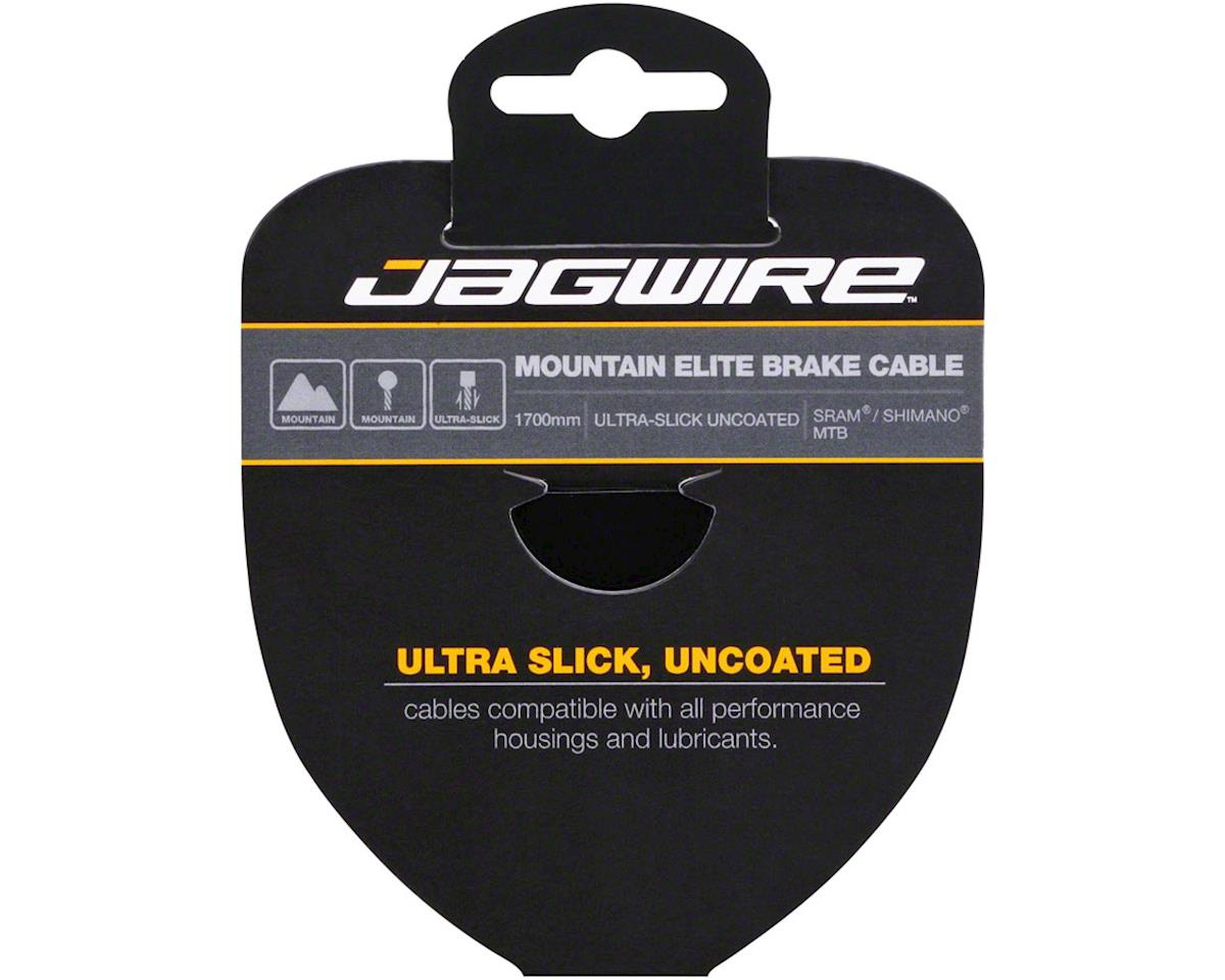 Jagwire Elite Ultra-Slick Brake Cable Stainless 1.5 x 2750mm SRAM/Shimano Mounta
