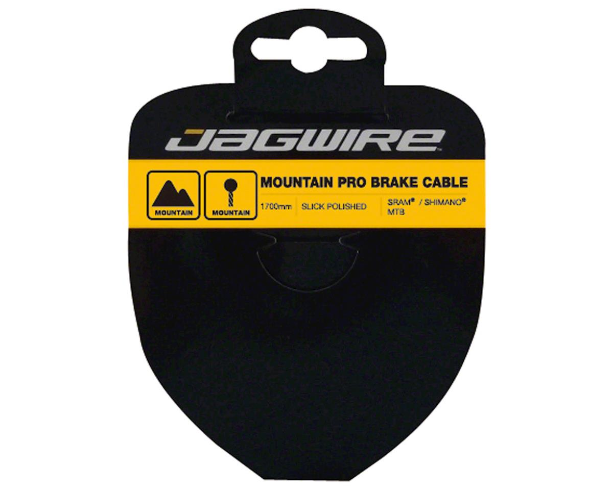 Jagwire Pro Polished Slick Stainless Mountain Brake Cable 1.5x1700mm SRAM/Shiman