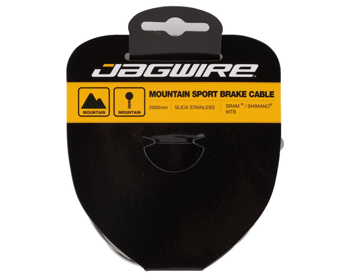 Jagwire Sport Brake Cable 1.5x2000mm Slick Stainless SRAM/Shimano MTB