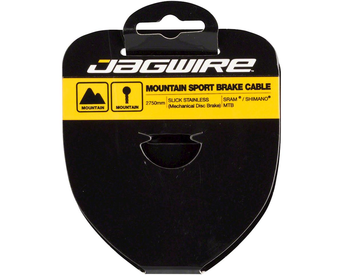 Jagwire Sport Brake Cable Slick Stainless 1.5x2750mm SRAM/Shimano Mountain Tande