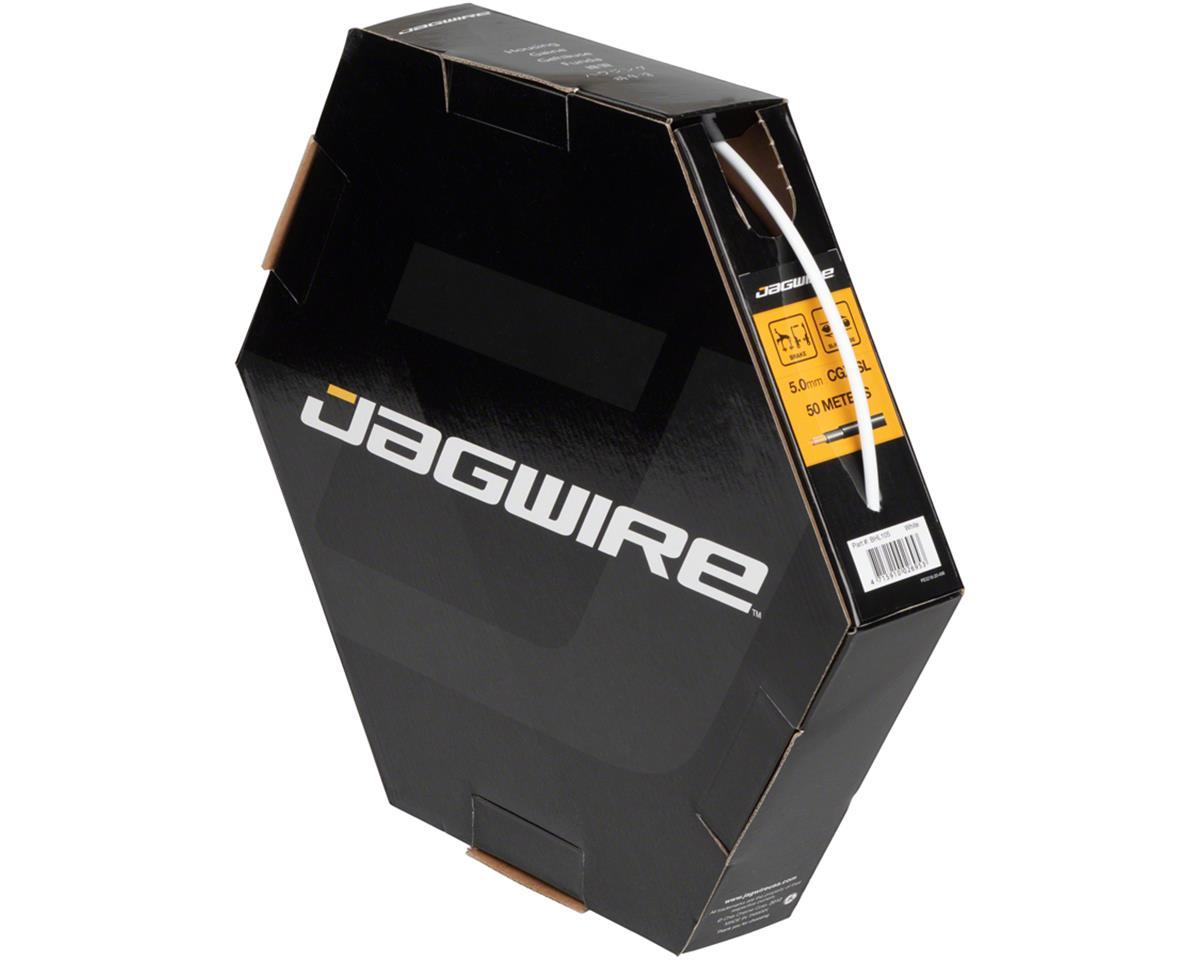 5mm Sport Brake Housing with Slick-Lube Liner 50M File Box, White