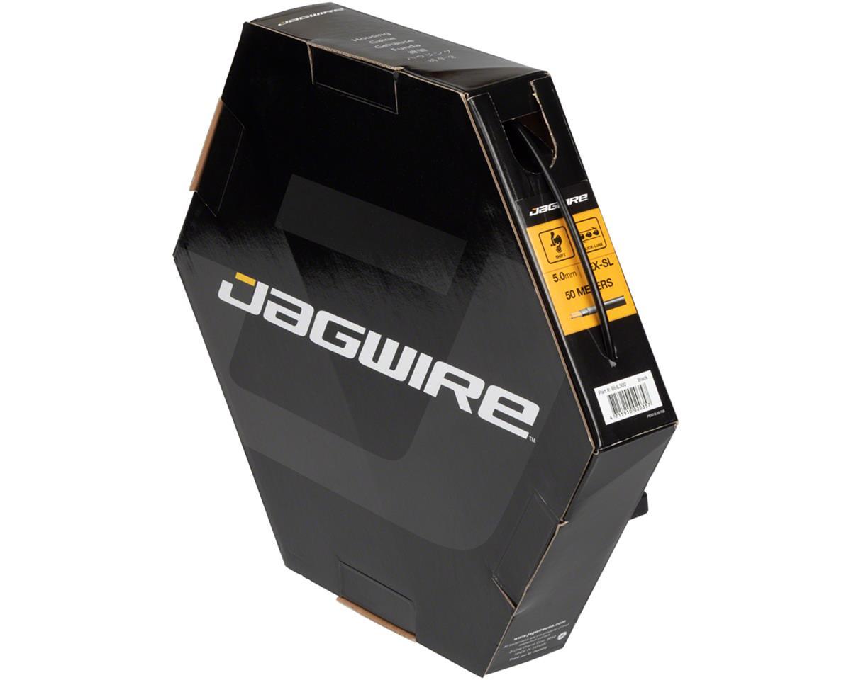 5mm Sport Derailleur Housing with Slick-Lube Liner 50M File Box, Black