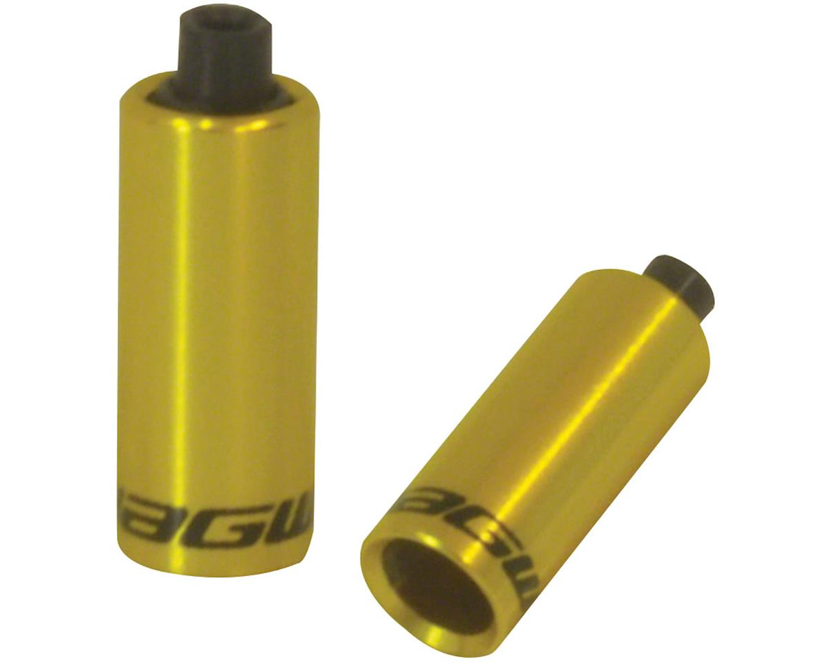 Jagwire Hooded End Cap 4mm Shift Bottle of 30