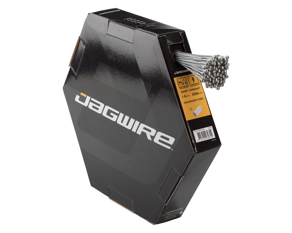 Jagwire Brake Cable Basics 1.6x2000mm Galvanized SRAM/Shimano Road, Box of 100