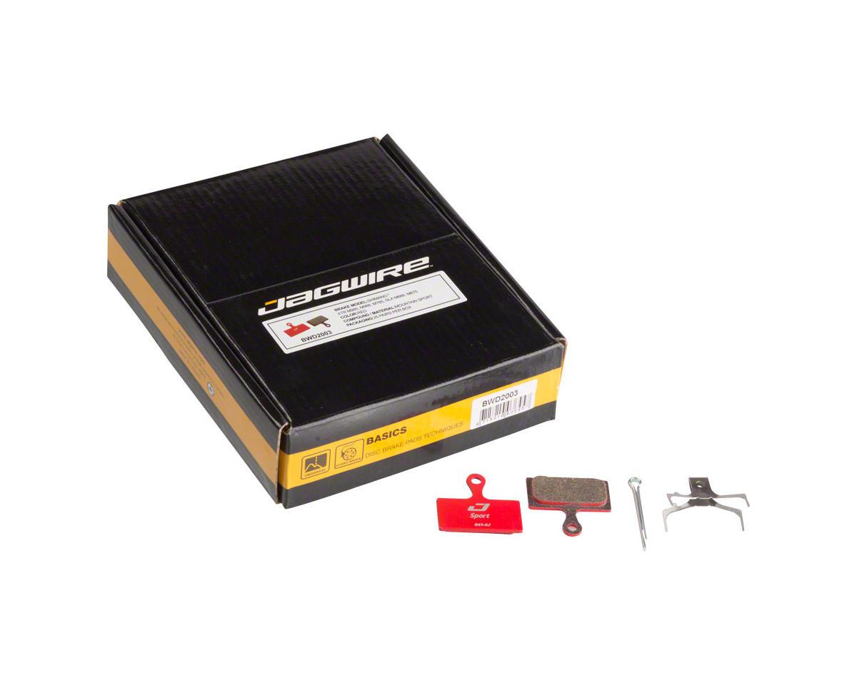 Jagwire Sport Semi-Metallic Disc Brake Pads for Shimano M9000, M9020, M985, M800