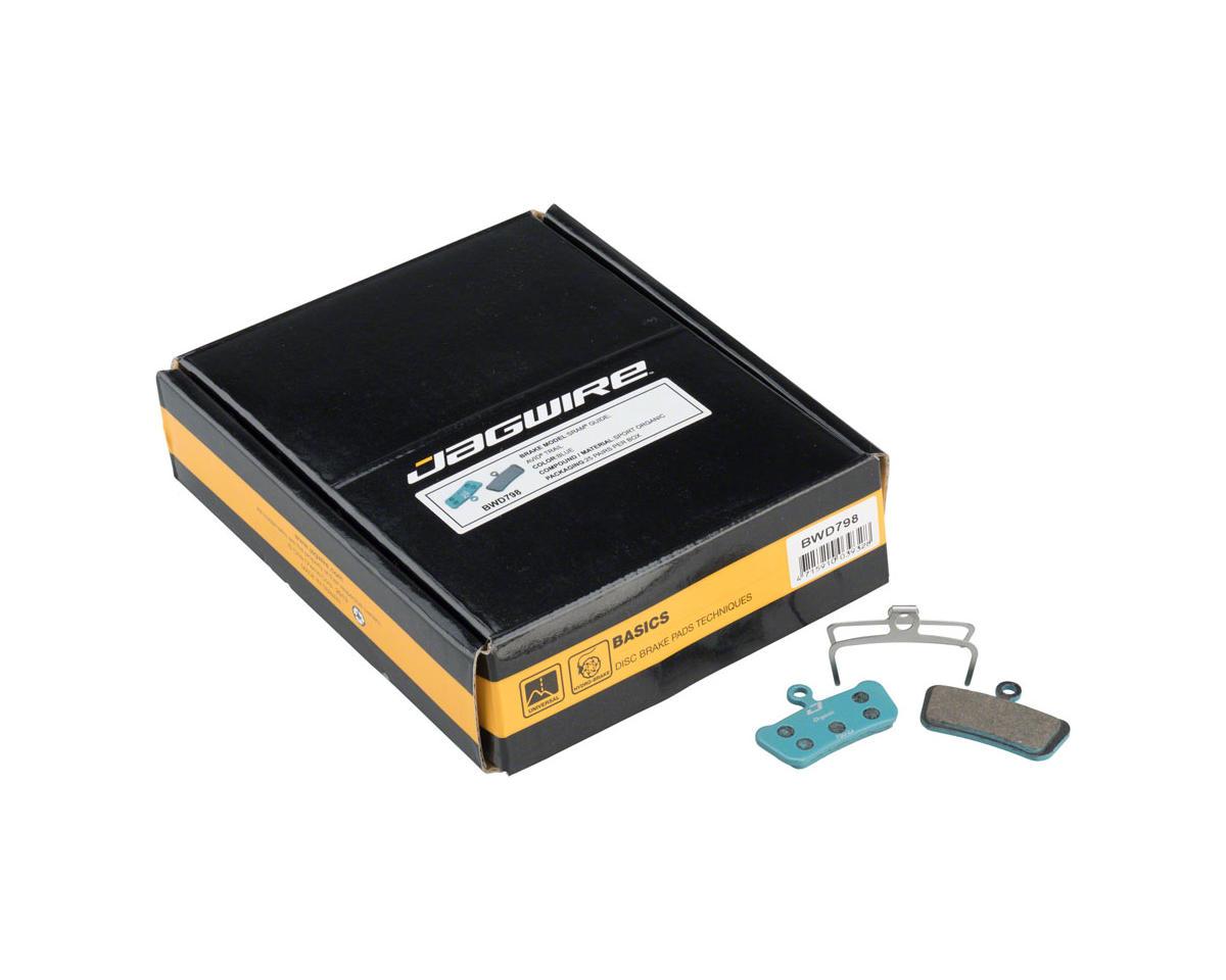 Jagwire Sport Organic Disc Brake Pads for SRAM Guide Ultimate, RSC, RS, R, Avid