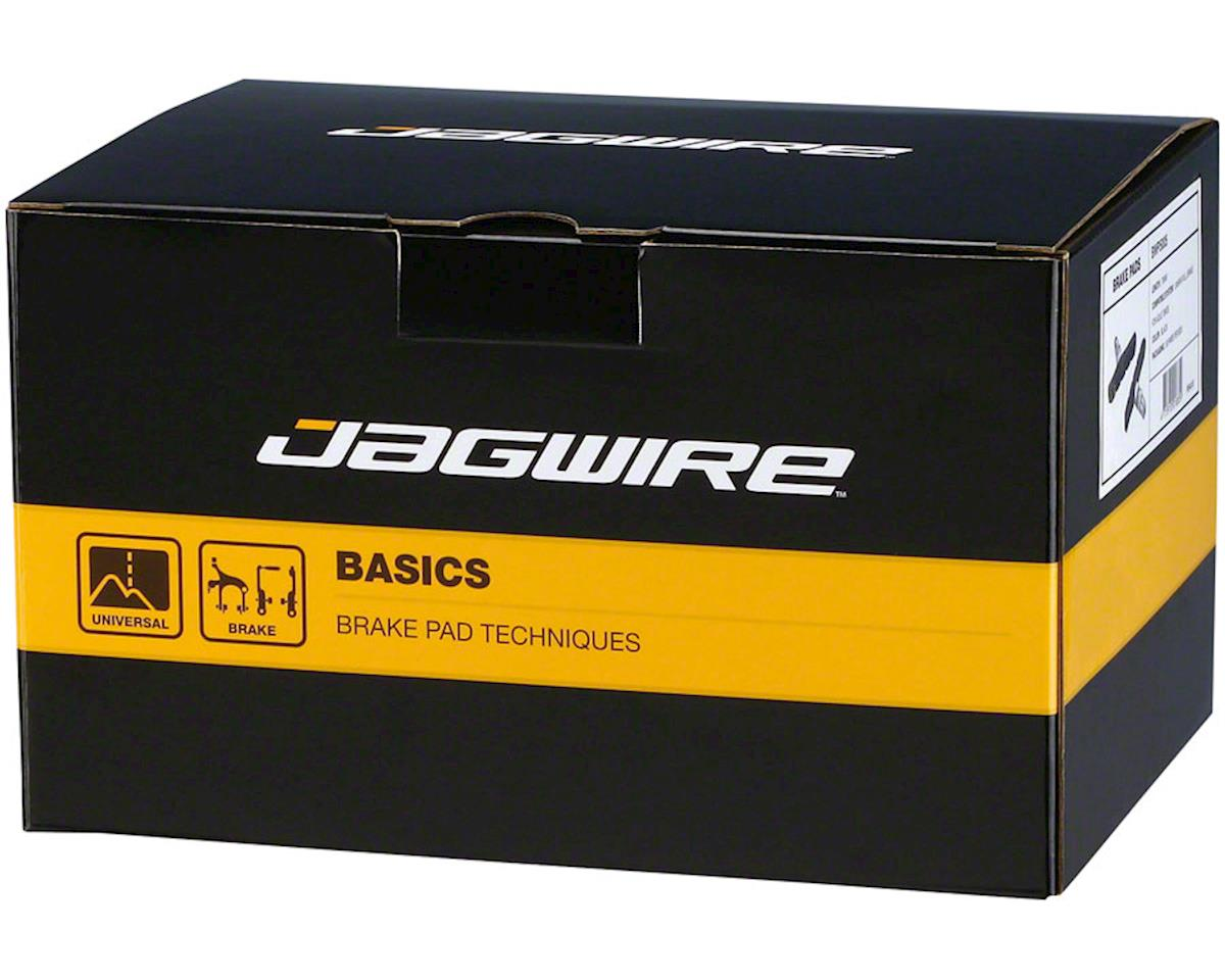 Jagwire Mountain Sport Brake Pads Threaded Post Black Box of 50 Pairs