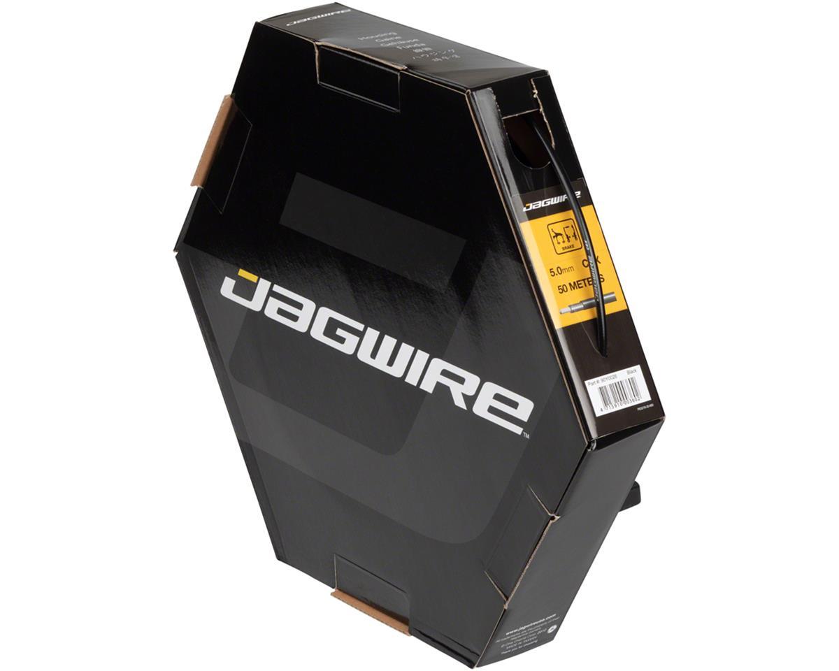 Jagwire 5mm Basics Brake Housing 50M File Box Black