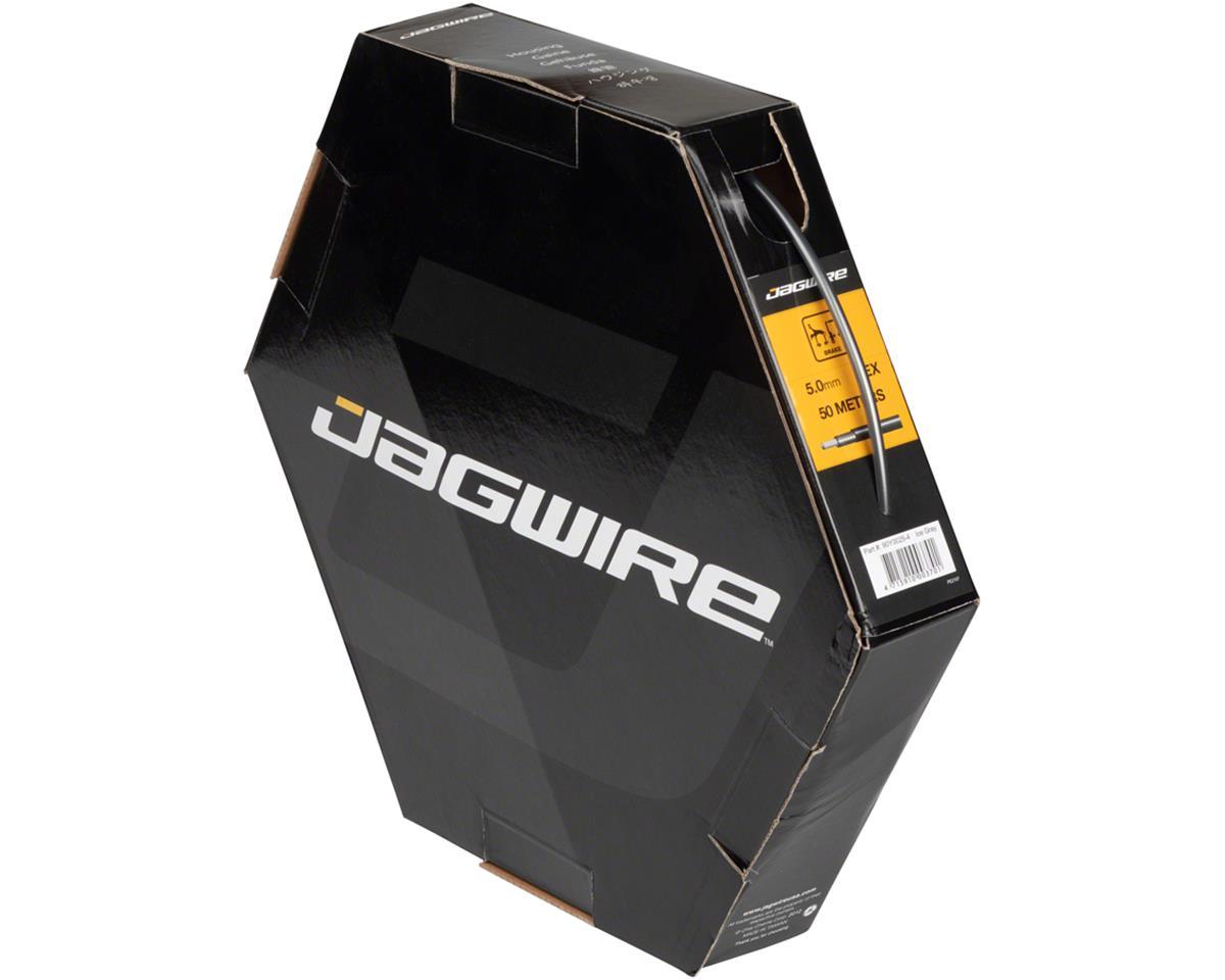 Jagwire 5mm Basics Brake Housing 50M File Box Ice Gray