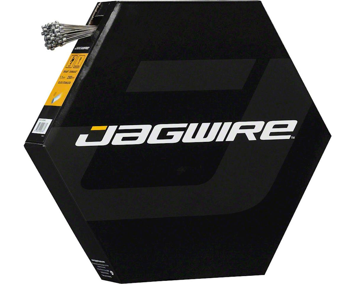 Jagwire Sport Derailleur Cable Slick Galvanzed 1.1x2300mm Box/100 SRAM/Shimano