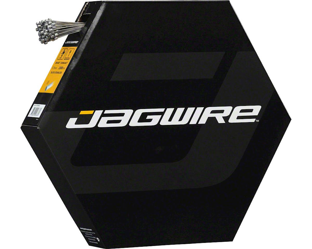 Jagwire Sport Derailleur Cable Slick Stainless 1.1x2300mm Box/100 Campagnolo